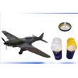 飞机模型硅胶