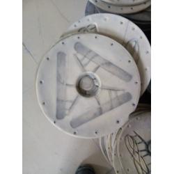 废圆盘硅胶