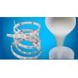 LED透明硅胶